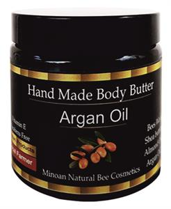 BODY BUTTER ARGAN OIL 120ml