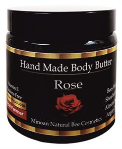 BODY BUTTER ROSE 120ml