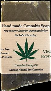 HAND MADE CANNABIS SOAP
