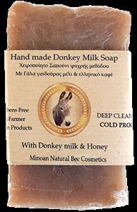 HAND MADE DONKEY MILK MOISTURIZING NATURAL HERBS OILS SOAP