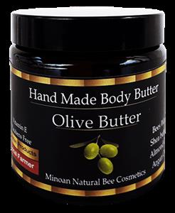 BODY BUTTER OLIVE 120ml