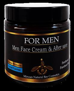 MEN FACE CREAM & AFTER SHAVE